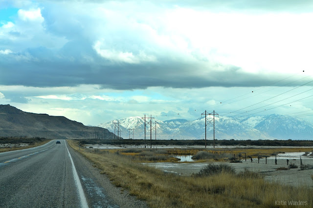 Drive to Golden Spike