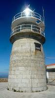 Faro Monte las Islas Cíes