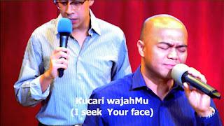 Lirik dan Kord Lagu Kristen Kucari Wajah-Mu