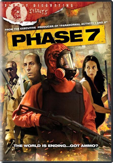 Fase 7 / Phase 7 (2011) ταινιες online seires oipeirates greek subs