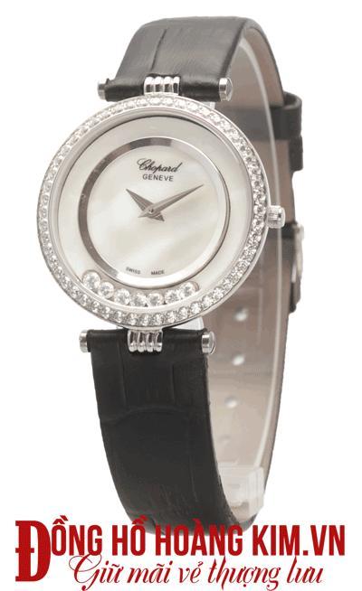 Đồng hồ nữ dây da giá rẻ