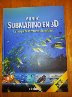 Mundo submarino en 3D (editorial edebé)