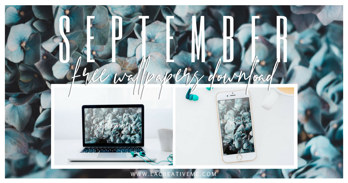 September Free Wallpapers Download