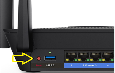How to Reset Linksys Router