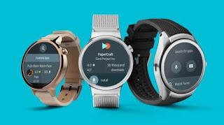 Smartwatch LG sport