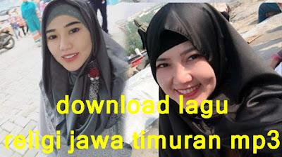 download lagu religi jawa timuran mp3