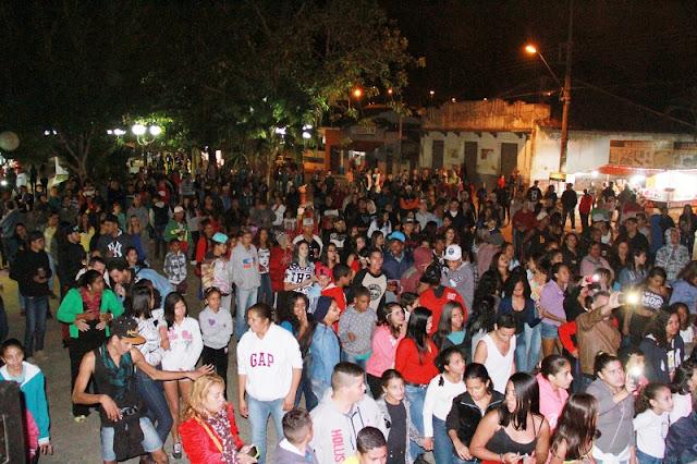 Juquiá comemorou a 27ª festa do Trabalhador no Bairro Cedro