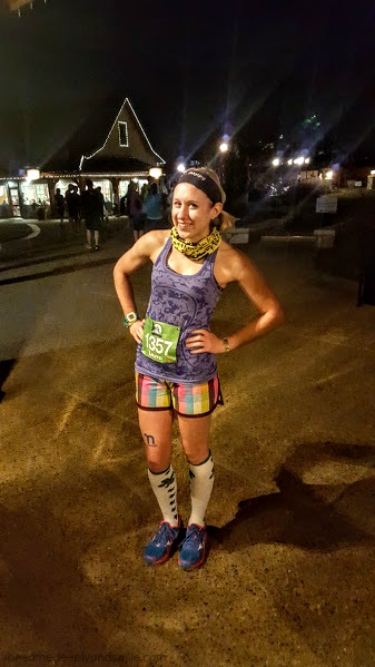 Asheville Half Marathon at The Biltmore 2016 {Race Recap}-race outfit