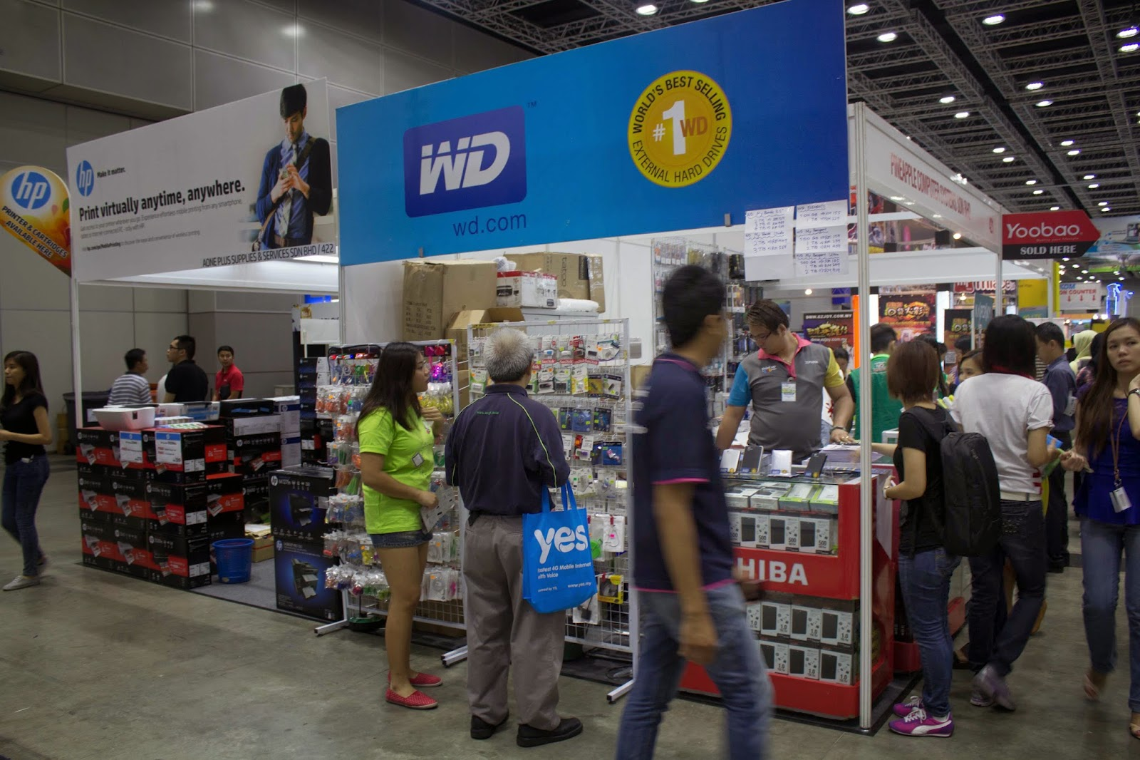 Coverage of PIKOM PC Fair 2014 @ Kuala Lumpur Convention Center 377