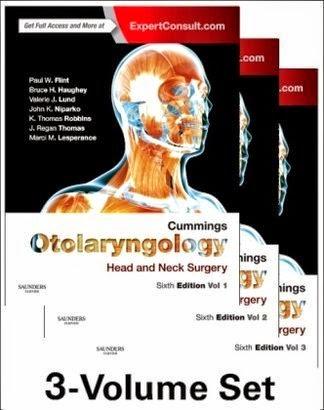 Cummings Tai Mũi Họng – Phẫu thuật Đầu Cổ toàn tập 6e