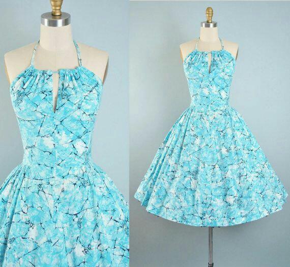 Cotton sunglass dress