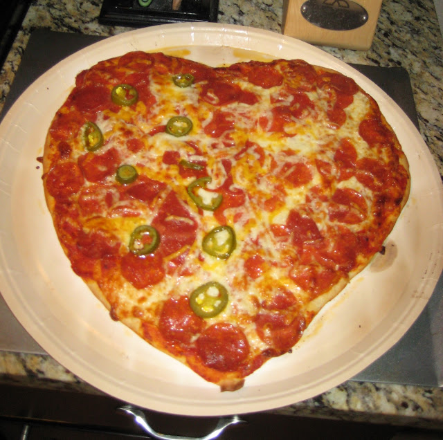 Heart shaped food ideas