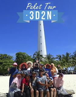 Paket Tour Belitung murah 3D2N 3 hari 2 malam