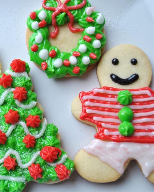 Christmas Cookie Designs