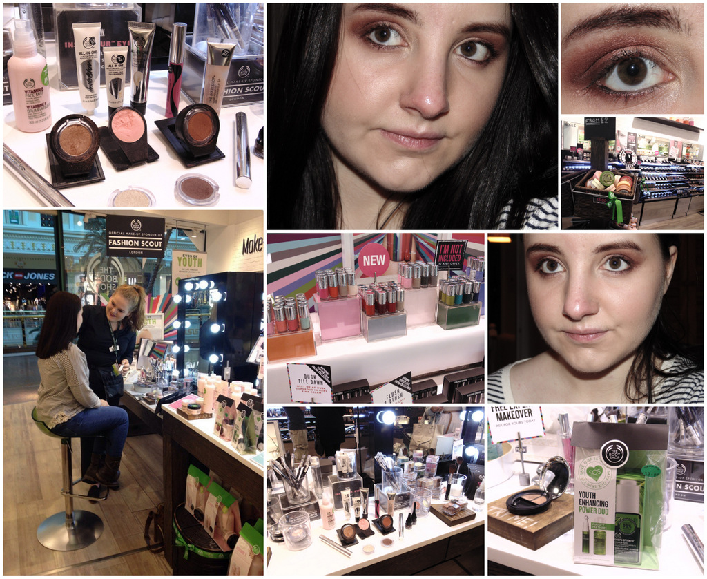The Body Shop Blogger Evening