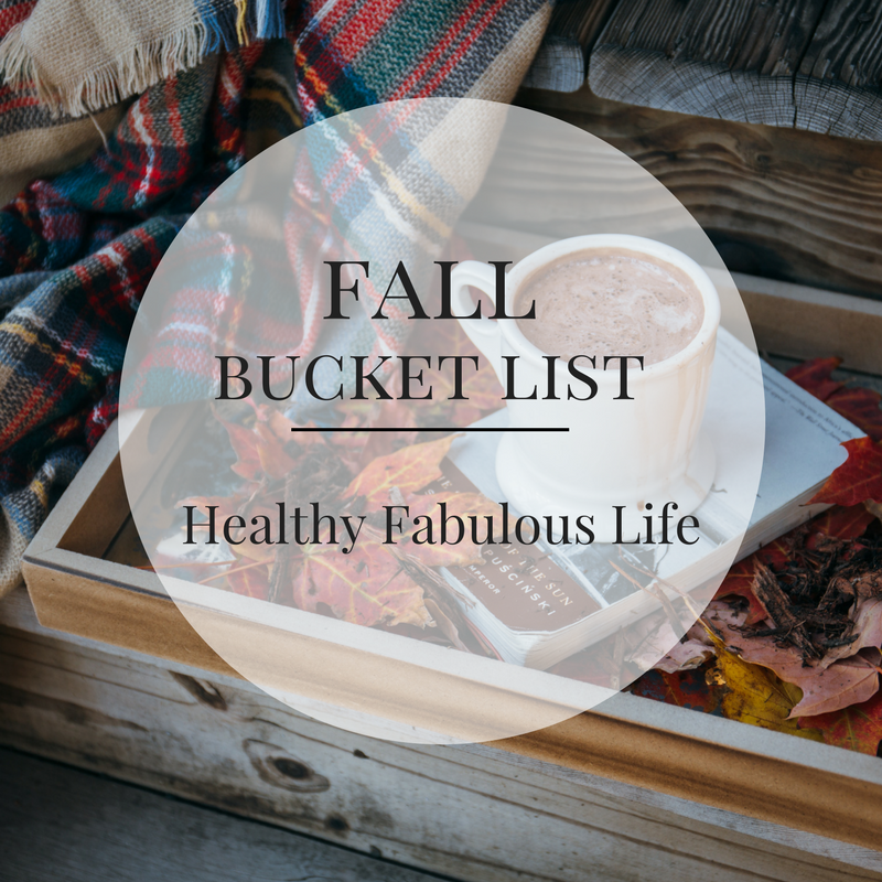 Fall, Bucket List, Family Activities