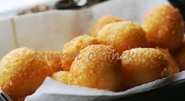 resep cheese ball cookies