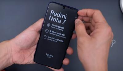 Foto Unik ini Bukti Redmi Note 7 Siap Menggila