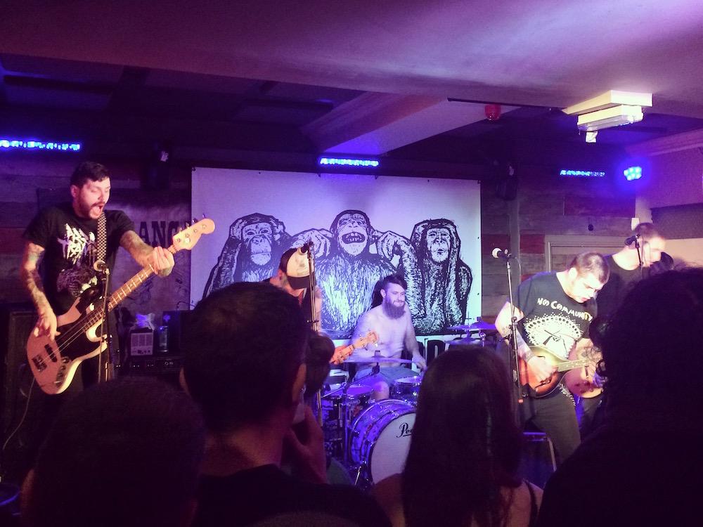 Colin's Punk Rock World: February 2017