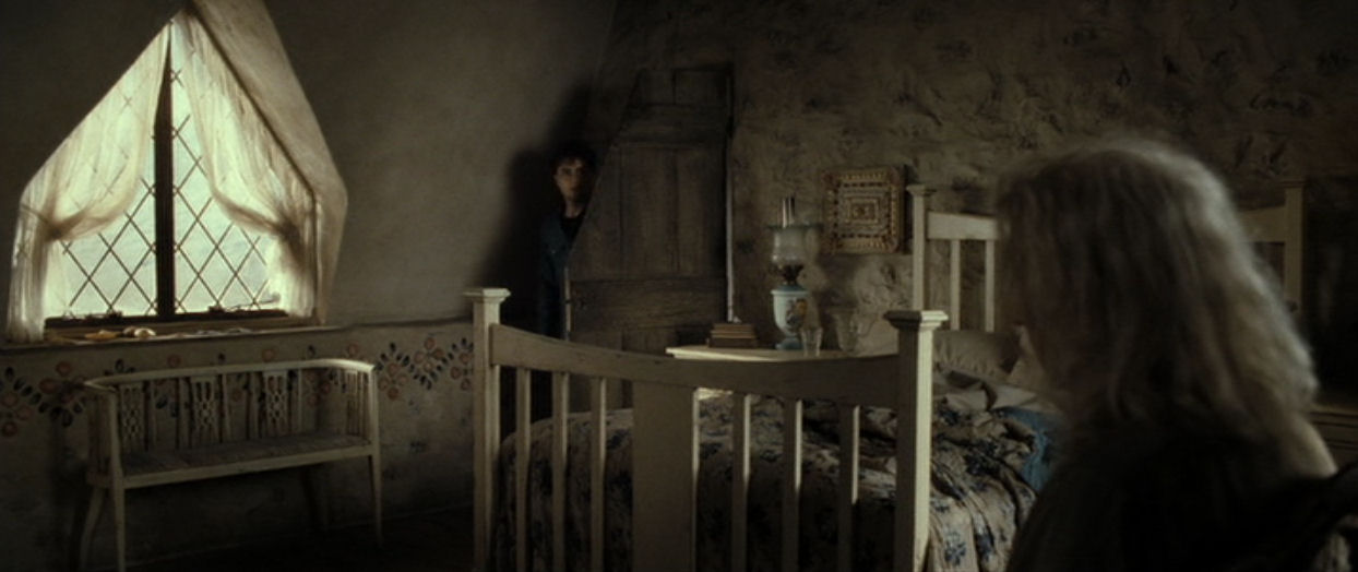 Small Eat In Kitchen Table Chair Cushions Target Domythic Bliss: Shell Cottage - Harry Potter