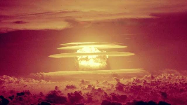 Podría ser necesario: Consejos para sobrevivir tras ataque nuclear