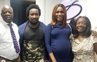 Linda Ikeji And Family