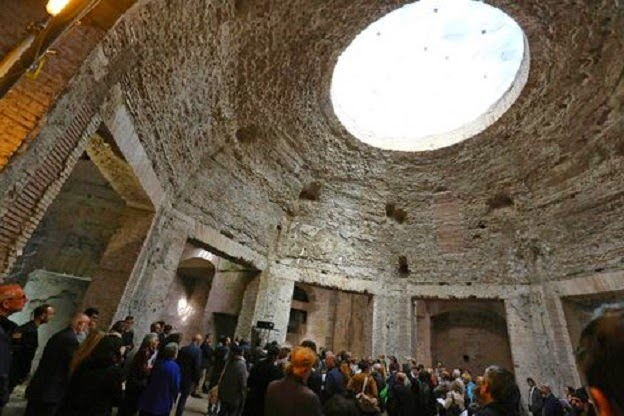 Nero's Domus Aurea to reopen on Sunday in Rome