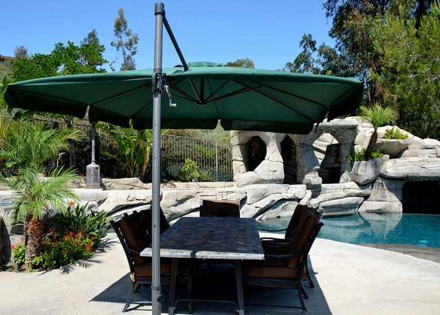 8u0027 Square Offset patio umbrellas with fringe & 8u0027 Square Offset Patio Umbrellas With Fringe HD Wallpaper and ...