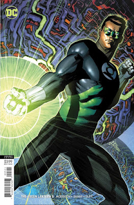 "Comic: Preview de ""The Green Lantern"" núm.5 de Grant Morrison - DC Comics"
