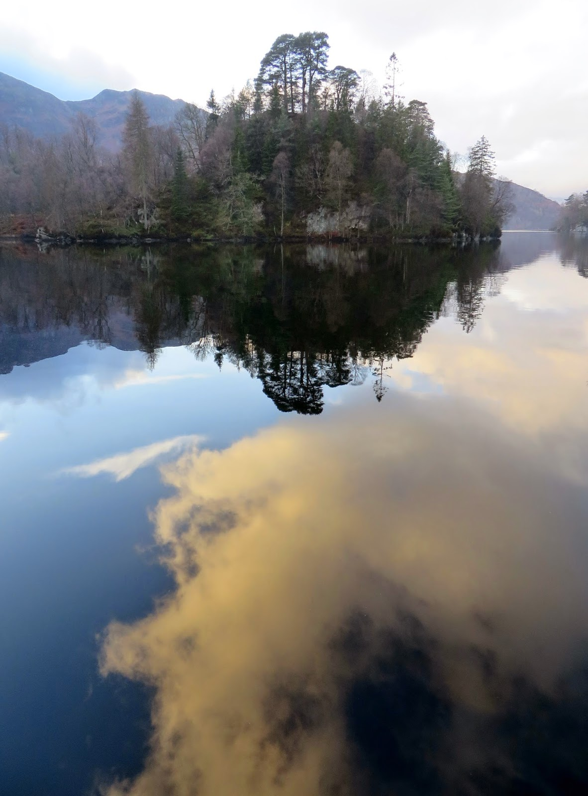 Loch Katrine, Lake Katrine, Scotland, Beautiful, glass lake, lady of the lake, Sir Walter Scott, Hairy Coo Tour