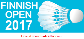 Finnish Open 2017 live streaming