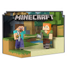 Minecraft Alex and Steve? Christmas Ornament 2018 Figure