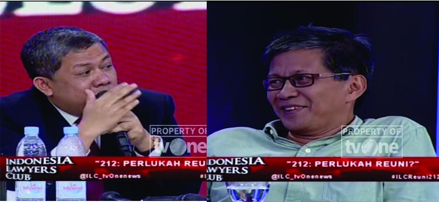 """Fahri Hamzah: Penasehat Jokowi """"Bodo"""""""