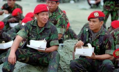 Jejak Prabowo