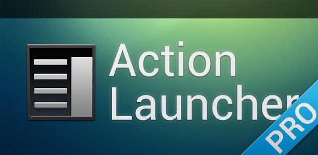 App: ACTION LAUNCHER PRO Full Version 1.6.4 APK