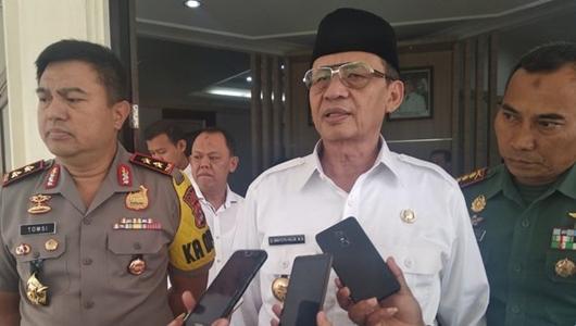 Gubernur Banten Keluarkan Surat Edaran Soal Larangan Kampanye di Masjid