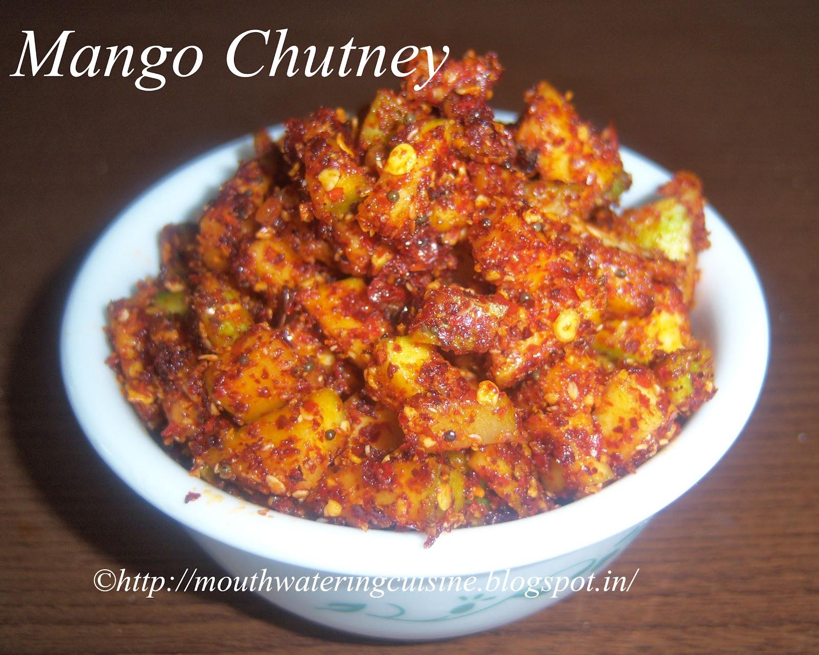 Mango Chutney Recipe | E.A.T