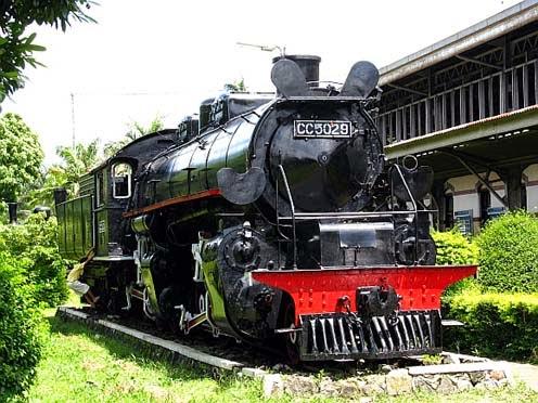 Objek Wisata Museum Kereta Api Ambarawa