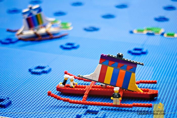 Lego Pilipinas Tara Na Exhibit Zamboanga