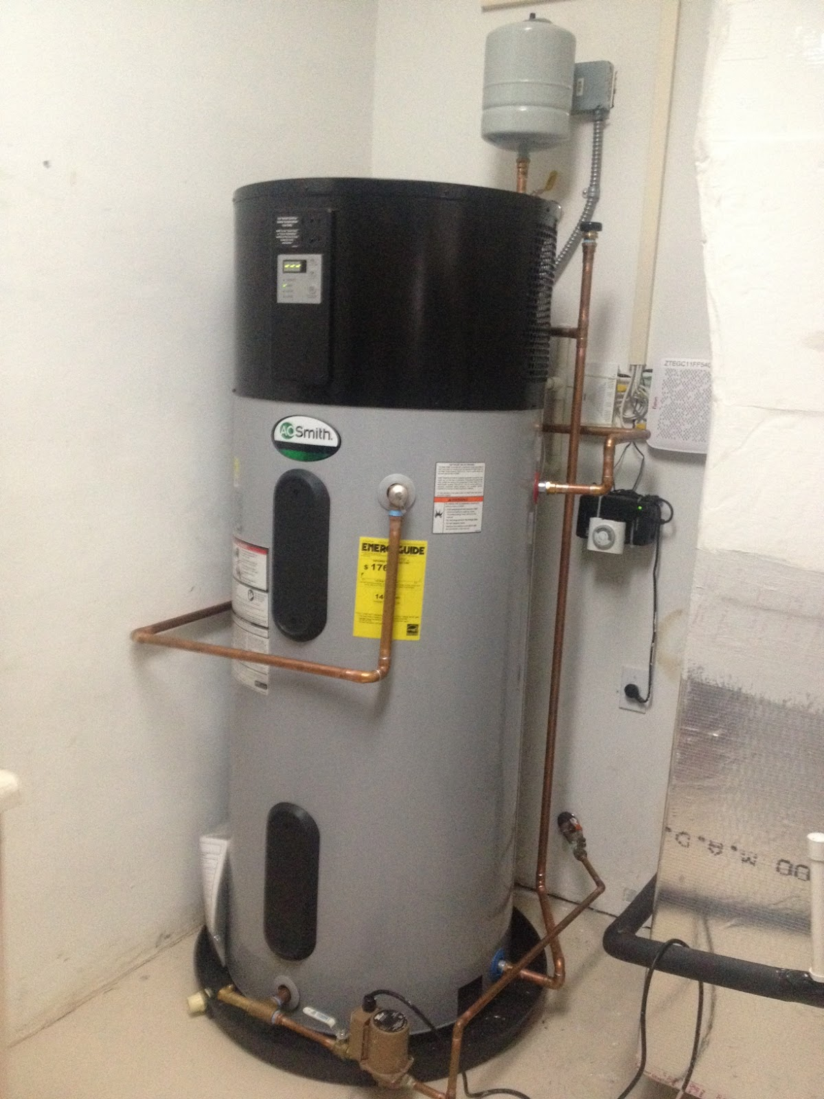 this is the most efficient option and it is perfect for south florida your electrical costs will be as low as 100 per year operating the tank year round - Electric Water Heater Installation