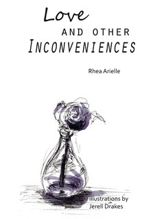 love-and-other-inconveniences, rhea-arielle, poetry, book