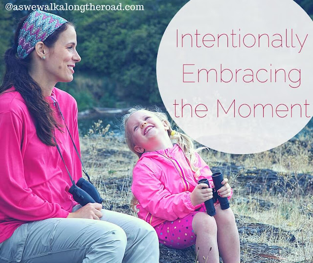 Choosing to be intentional about motherhood