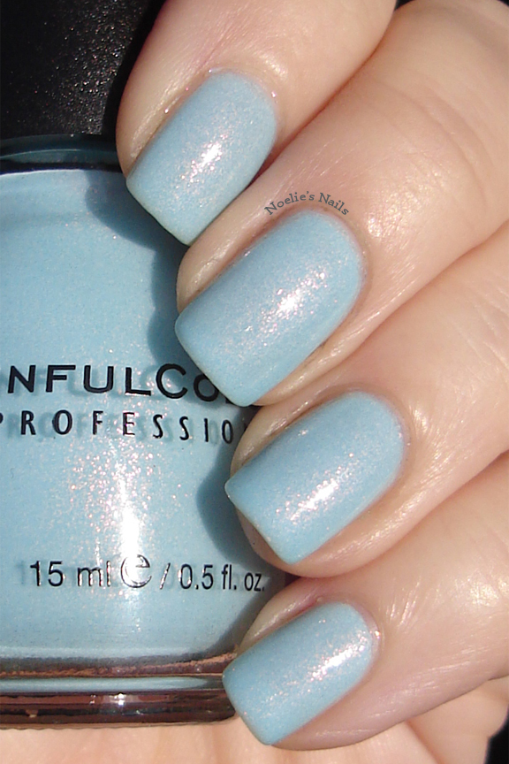 Noelie S Nails Sinfulcolors Cinderella