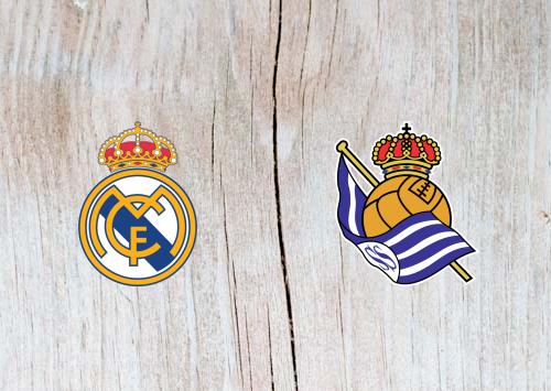 Real Madrid vs Real Sociedad Full Match & Highlights 6 January 2019