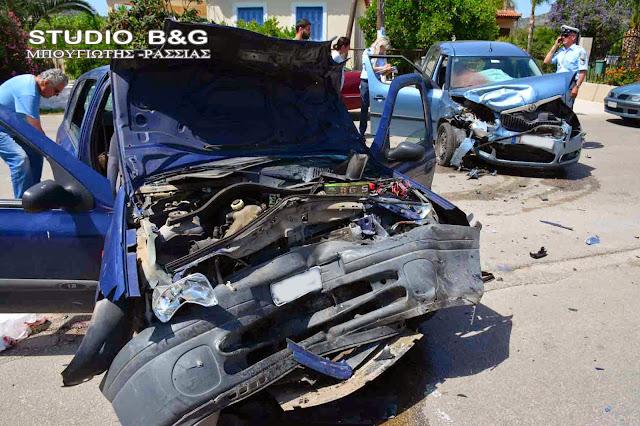 Τροχαίο δυστύχημα με νεκρό στην Αργολίδα