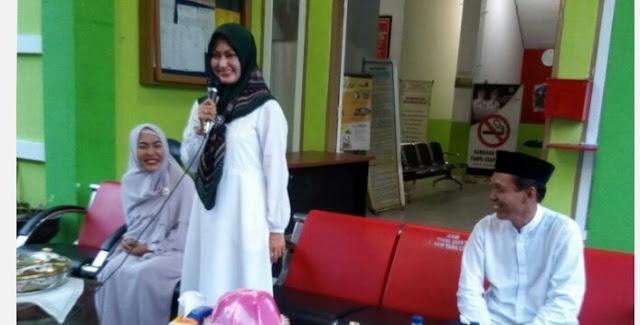 Bukber di Tana Lili, Bupati Indah Janjikan Buku Pelajaran Bagi Panti Asuhan