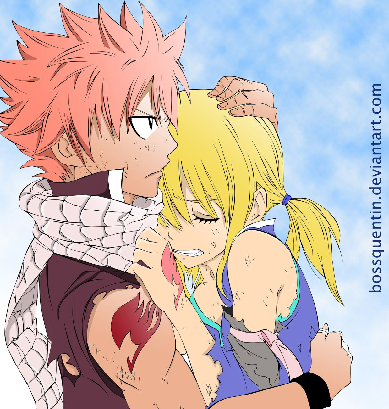 Fairy Tail Chap 286