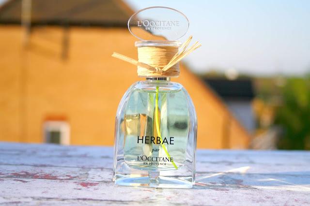 HERBAE PAR L'OCCITANE EAU DE PARFUM Bottle