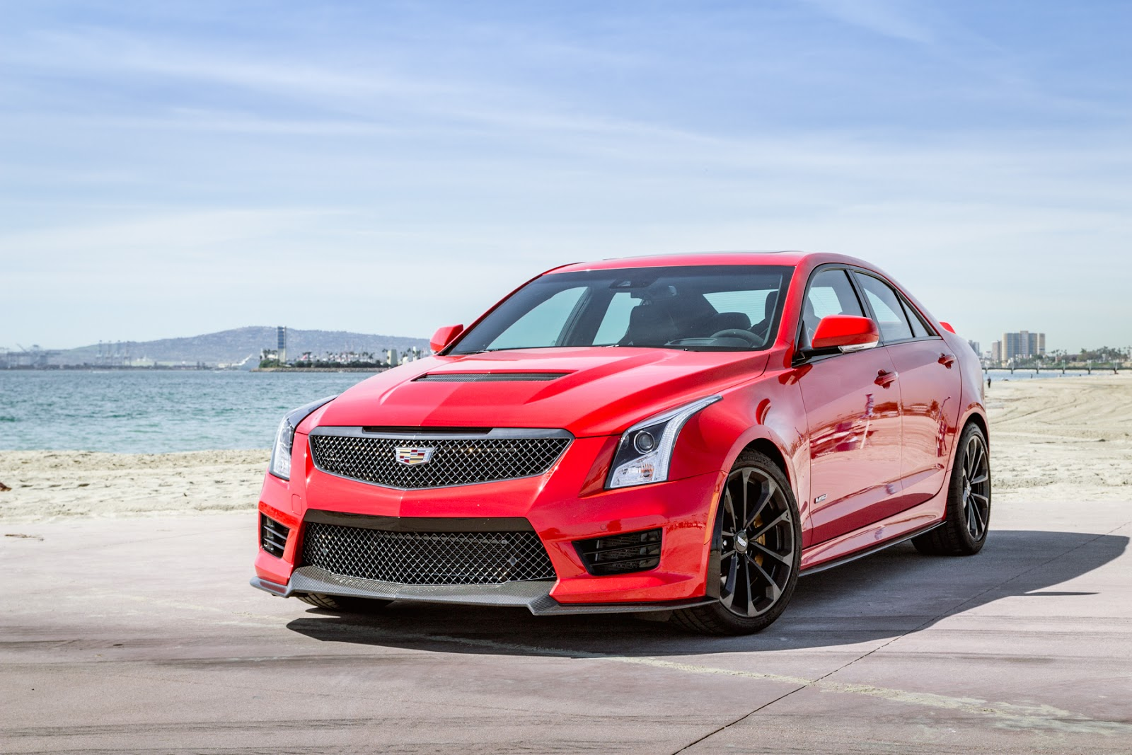 2017 cadillac ats v review all about otomotif. Black Bedroom Furniture Sets. Home Design Ideas