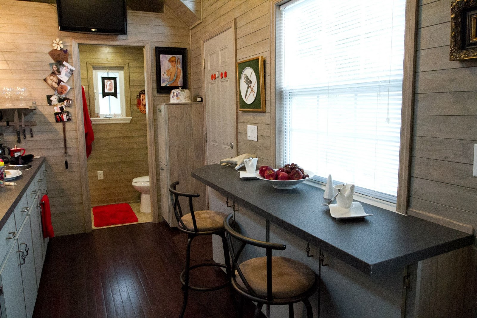 TINY HOUSE TOWN: The Retirement Tiny House
